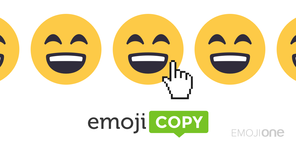 EmojiCopy | Simple emoji copy and paste by JoyPixels™